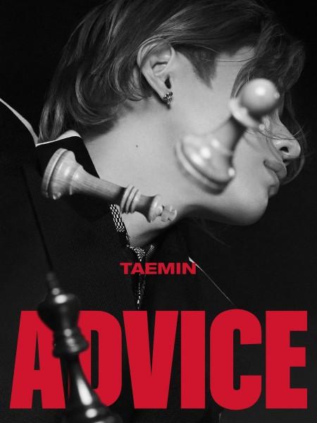 Taemin (SHINee) Mini Album Vol. 3 - Advice