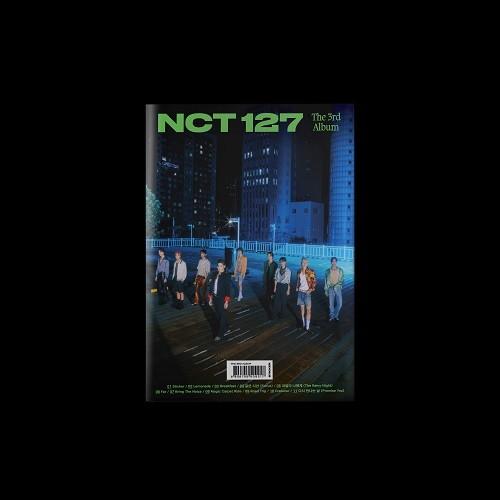 NCT 127 - STICKER [Seoul City Ver.]
