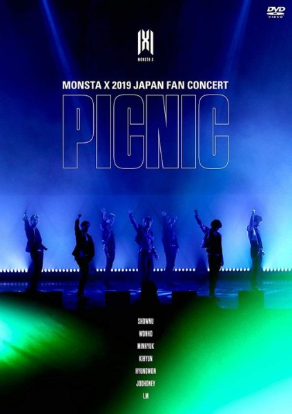 MONSTA X JAPAN FAN CONCERT 2019 [PICNIC] DVD