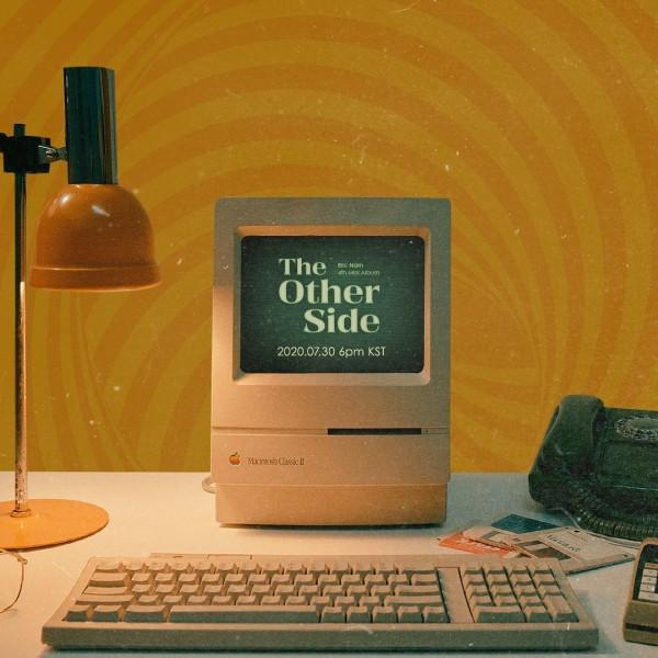 Eric Nam 4th Mini Album - The Other Side