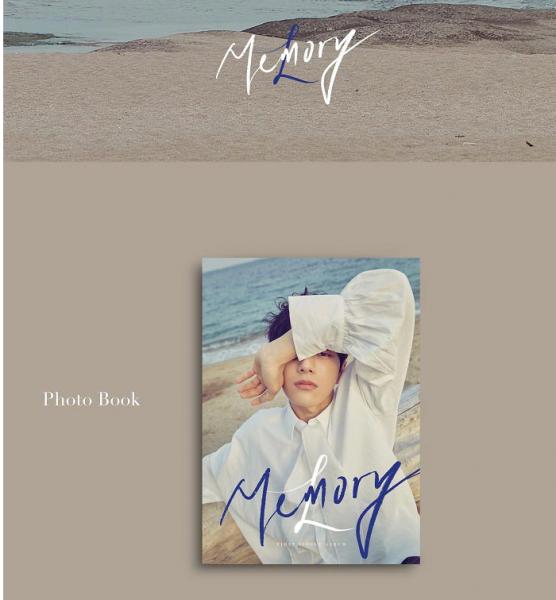 Kim Myung Soo (L) Single Album Vol. 1 - Memory