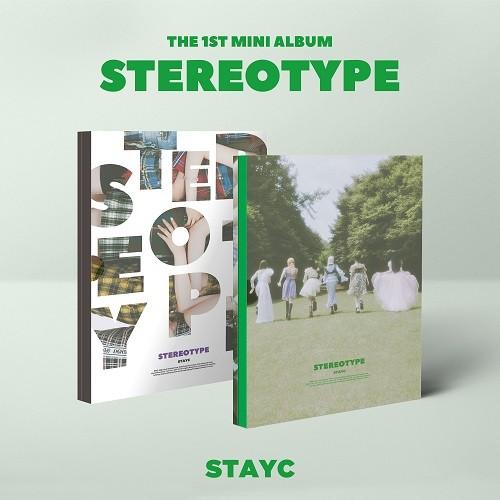 STAYC - STEREOTYPE 1st Mini Album