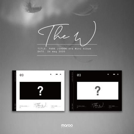PARK JIHOON 3rd Mini Album - The W
