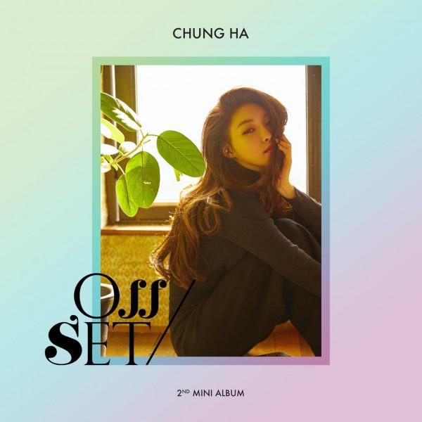 CHUNG HA - 2ND MINI ALBUM OFFSET