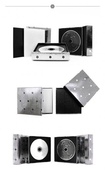 EXO - Overdose 2nd Mini Album