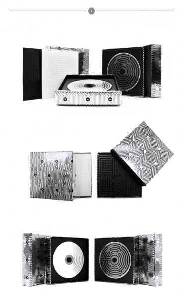 EXO - Overdose 2nd Mini Album (Korean Vers.)