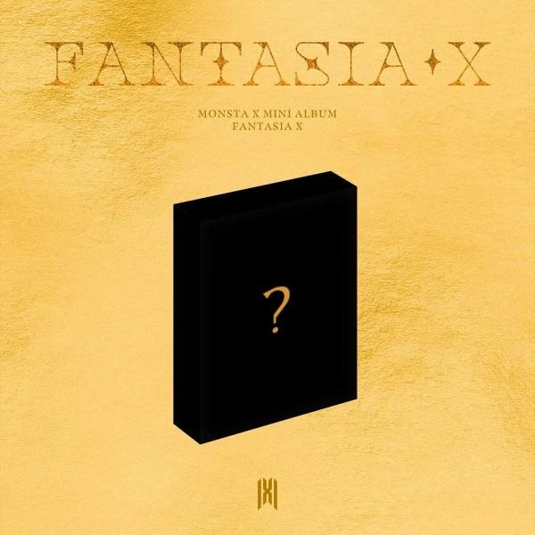Monsta X - Fantasia X Mini Album KIHNO Kit Version