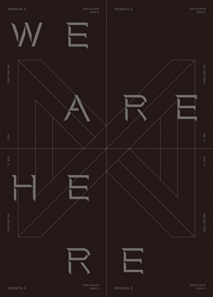 Monsta X - 2nd Album We are here (TAKE: 2)