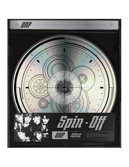 ONF 5th Mini Album - SPIN OFF