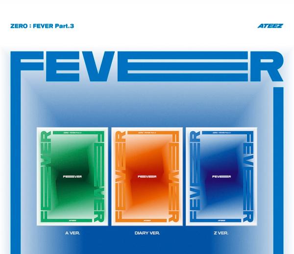 ATEEZ - ZERO: FEVER Part.3 Album