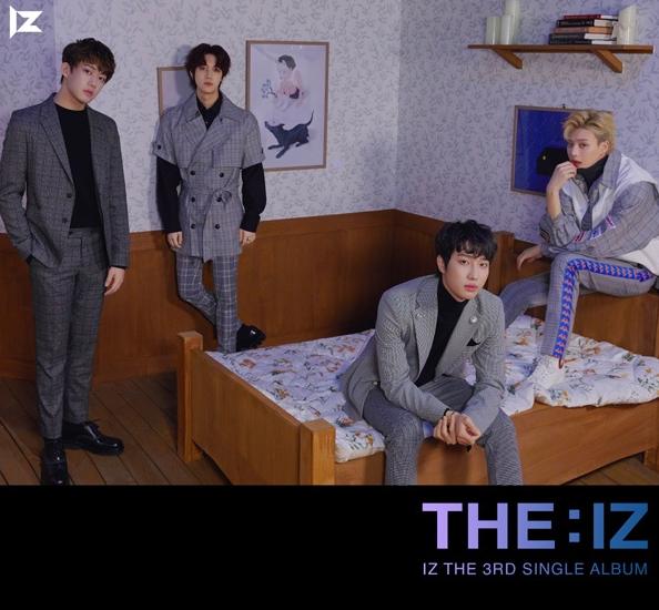 IZ Single Album Vol.3 - The:IZ