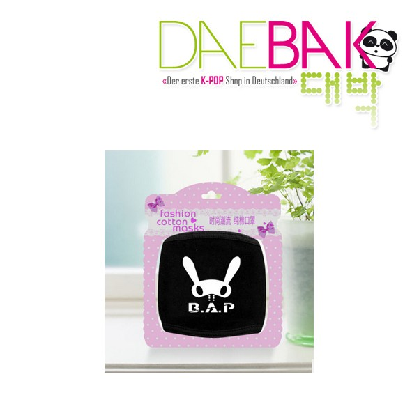 B.A.P - Face Mask* (Matoki)