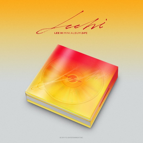 Leehi Mini Album - 24℃