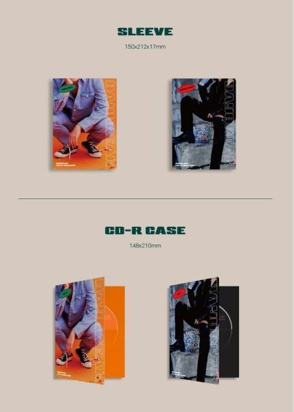 JOON DU JUN 1st Mini Album - DAYBREAK