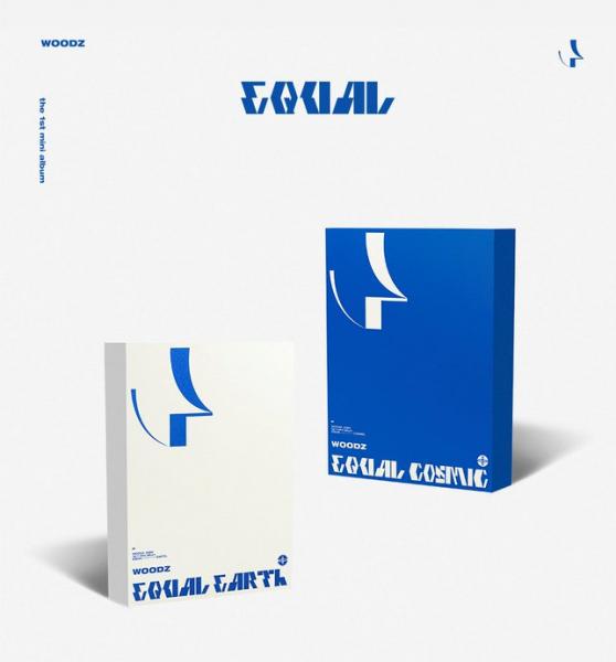 WOODZ 1st Mini Album - EQUAL