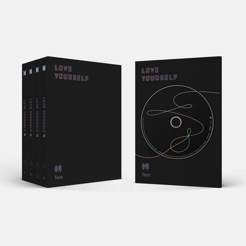 "BTS - ""LOVE YOURSELF: TEAR"""