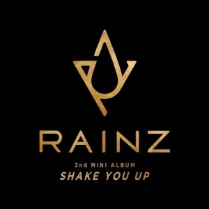 RAINZ 2ND MINI ALBUM - SHAKE YOU UP