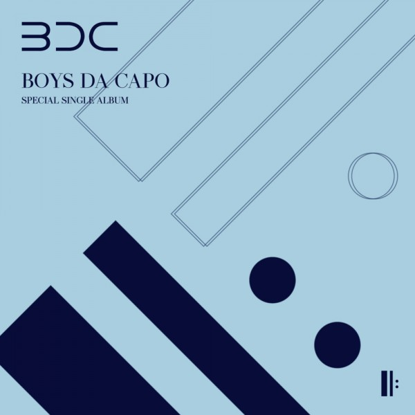 BDC Special Single Album - BOYS DA CAPO