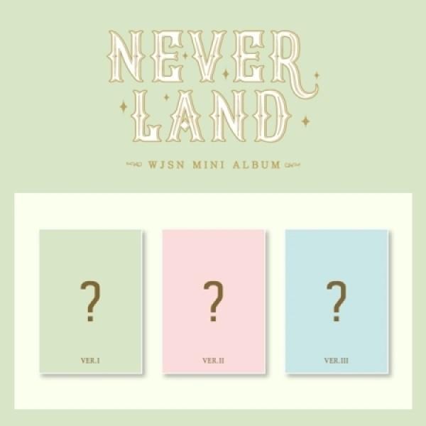WJSN (Cosmic Girls) Mini Album - Neverland