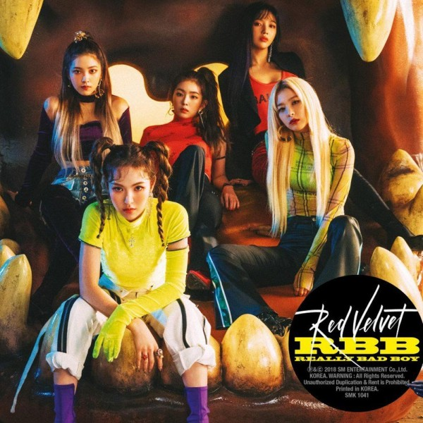Red Velvet 5th Mini Album - RBB