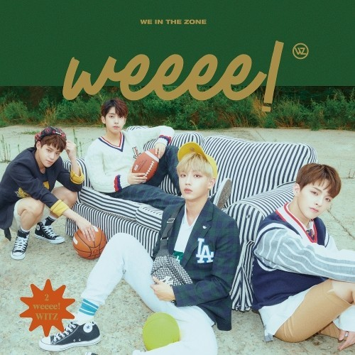 WE IN THE ZONE 2nd Mini Album - weeee!