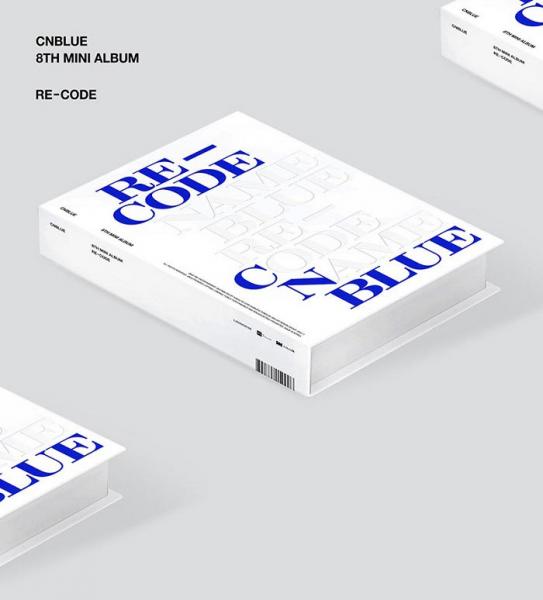 CNBLUE Mini Album Vol. 8 - RE-CODE