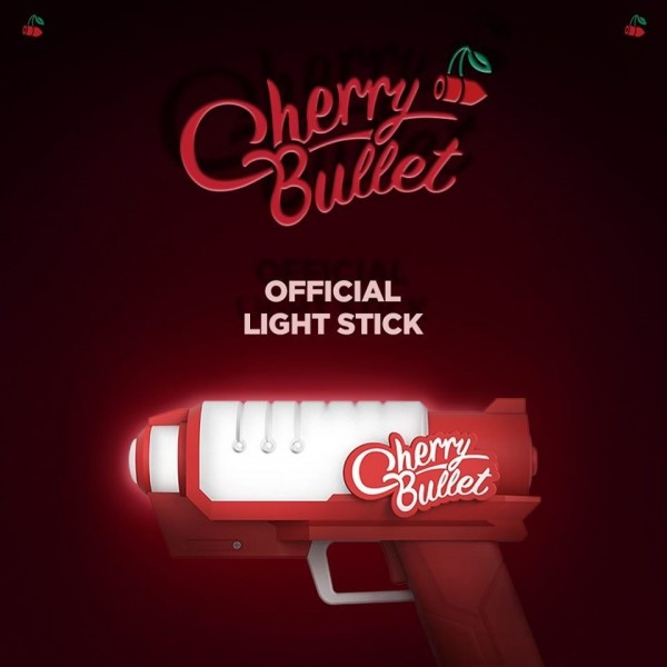 Cherry Bullet - Official Light Stick