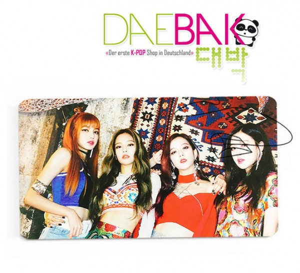 BLACKPINK - Big Mousepad