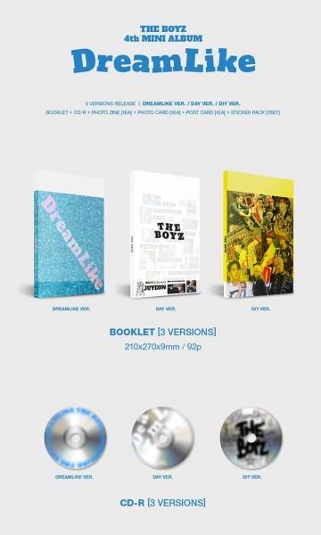 THE BOYZ Mini Album Vol. 4 - DreamLike