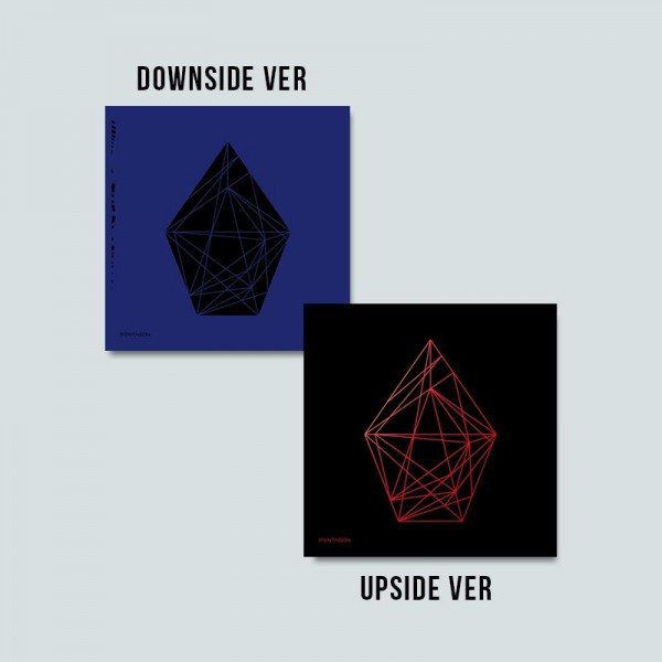PENTAGON - Album Vol.1 [UNIVERSE : THE BLACK HALL]