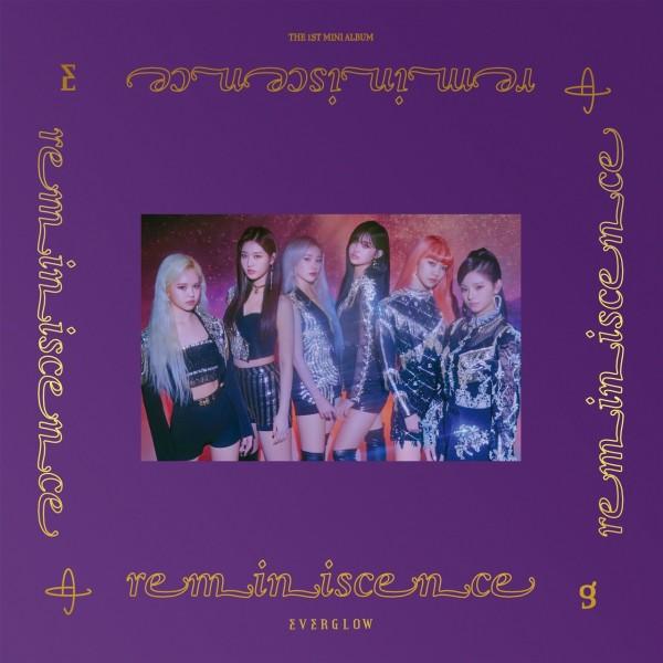 EVERGLOW 2nd Mini Album - Reminiscence