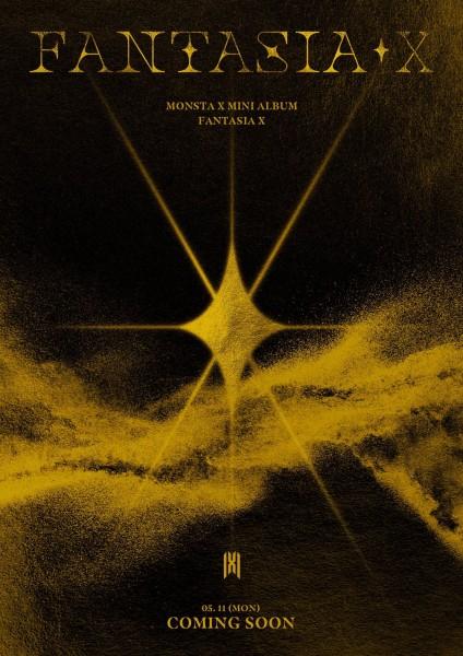 Monsta X - Fantasia X Mini Album