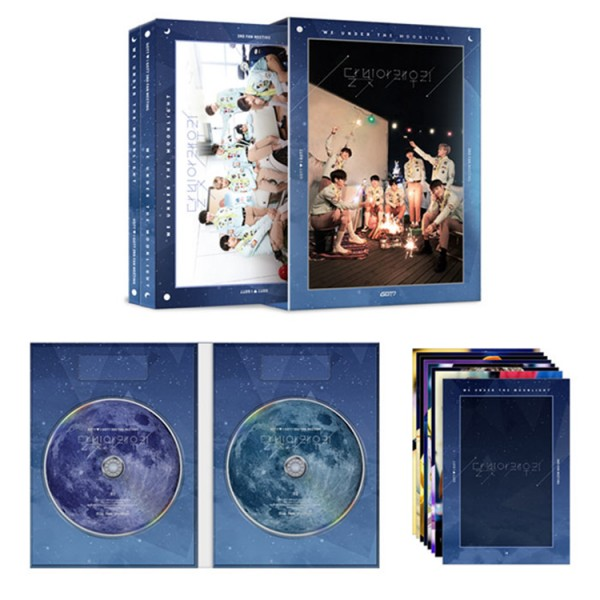 GOT7 - I GOT7 3rd Fan meeting DVD (We under the Moonlight)