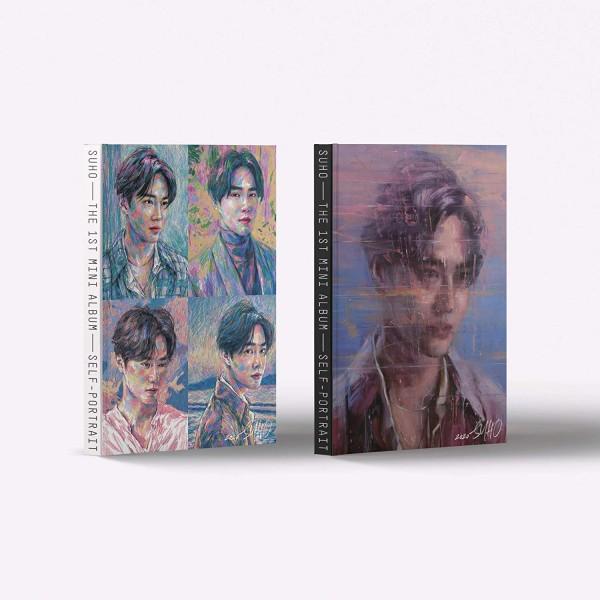SUHO (EXO) Mini Album Vol. 1 - Self-Portrait
