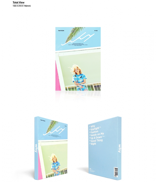 Taeyeon - Vol. 2 - WHY