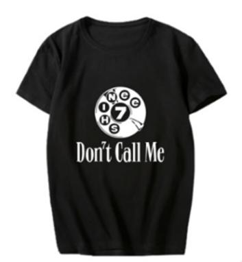 SHINee - T-Shirt DON´T CALL ME (Größe: L)