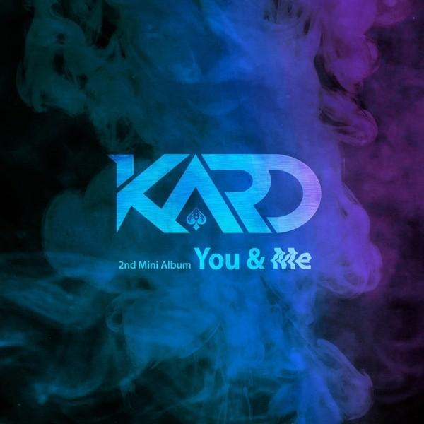 KARD 2nd Mini Album - YOU & ME