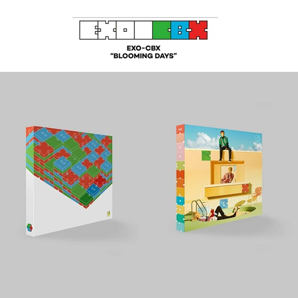 EXO-CBX 2ND MINI ALBUM Blooming Days
