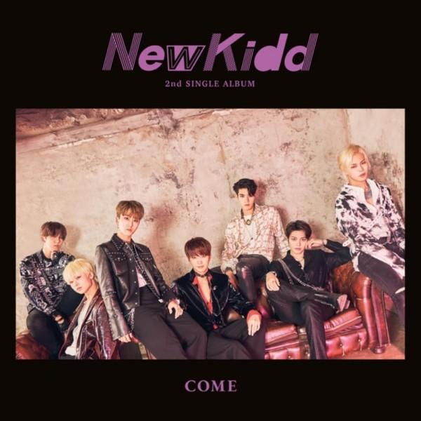 Newkidd 2nd Single Album - COME