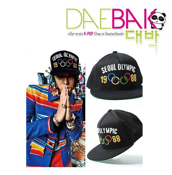 SEOUL OLYMPIC 1988 (G-Dragon) - Basecap