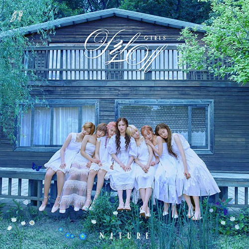 NATURE - Single Album Vol.3 [NATURE WORLD CODE: M]