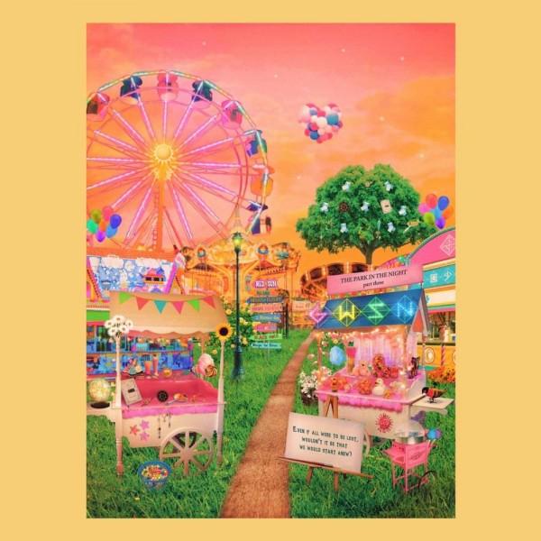 GWSN Mini Album Vol.3 - The Park in the Night Part.3