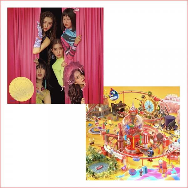 Red Velvet 6th Mini Album - The ReVe Festival Day 1