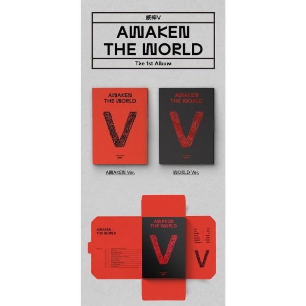 WAYV 1st Album - Awaken The World