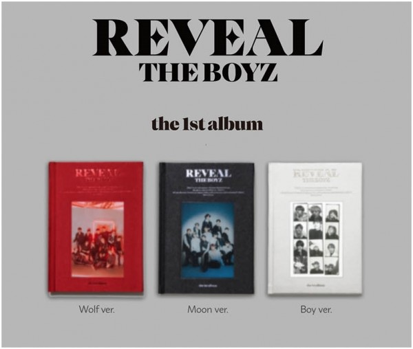 THE BOYZ 1st Album - REVEAL