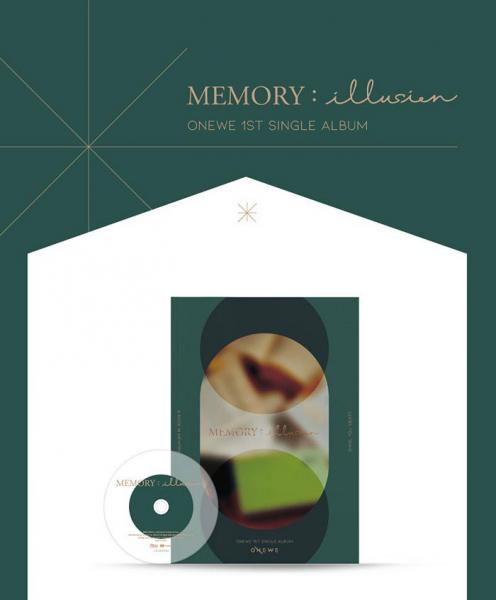 ONEWE Single Album Vol. 1 - MEMORY : illusion