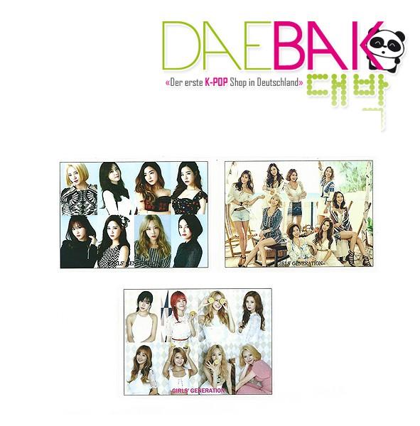 Girls Generation - Posterset #07