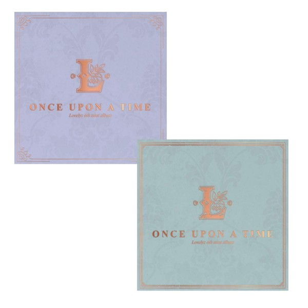 LOVELYZ 6th Mini Album - ONCE UPON A TIME