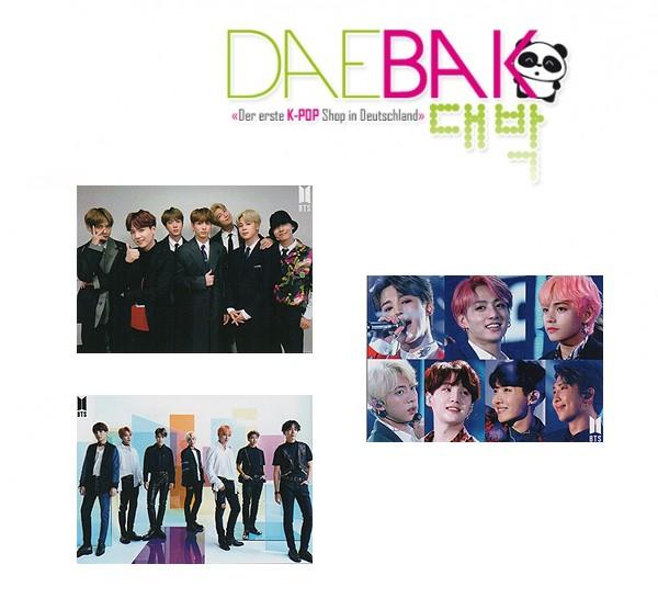 BTS - Posterset #01