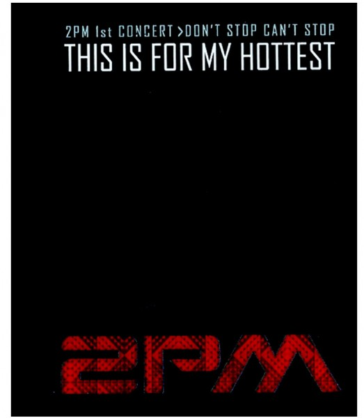 2PM - This is for my Hottest Fotobuch + DVD